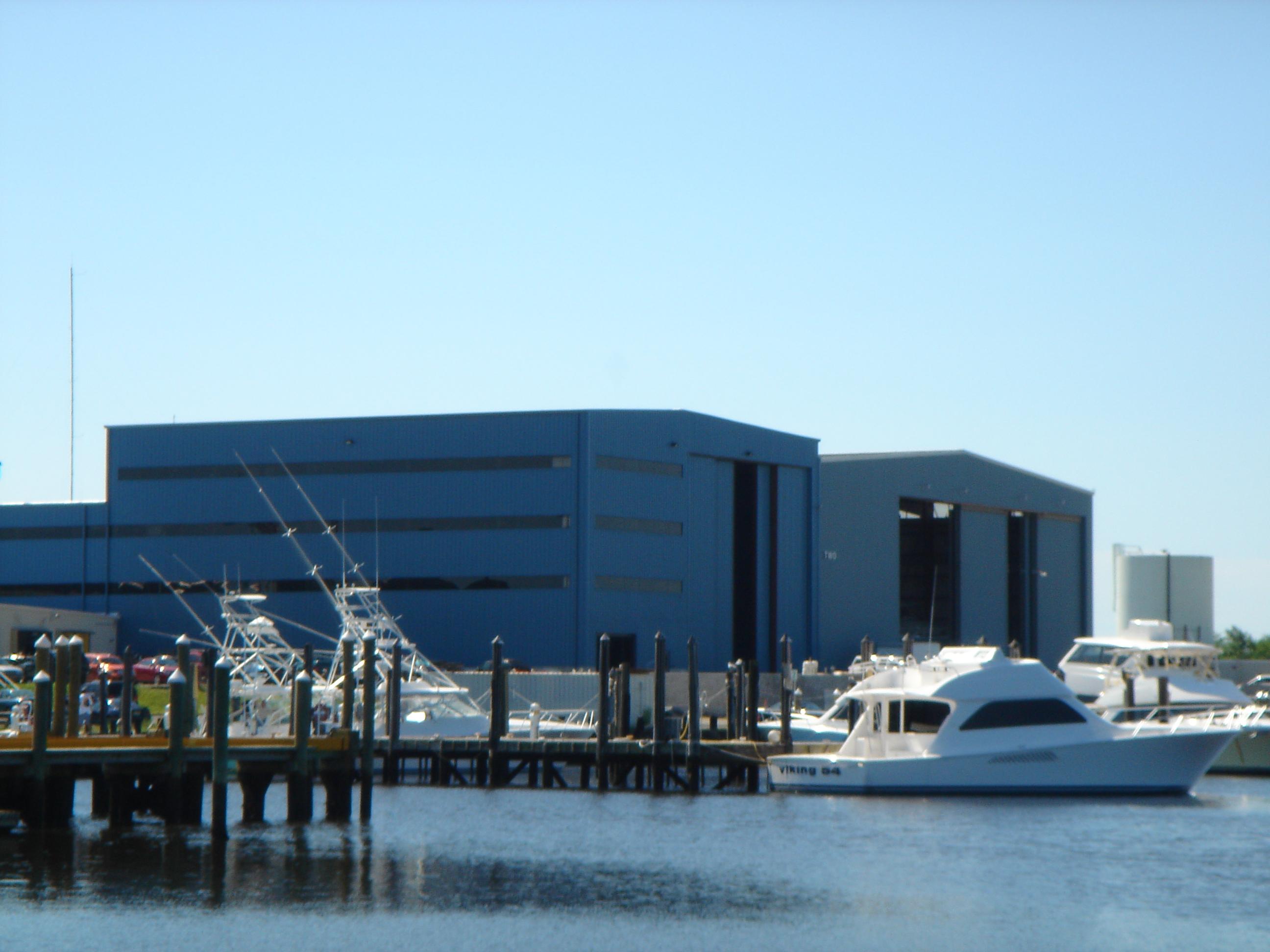 Viking Yacht Facility New Gretna, NJ