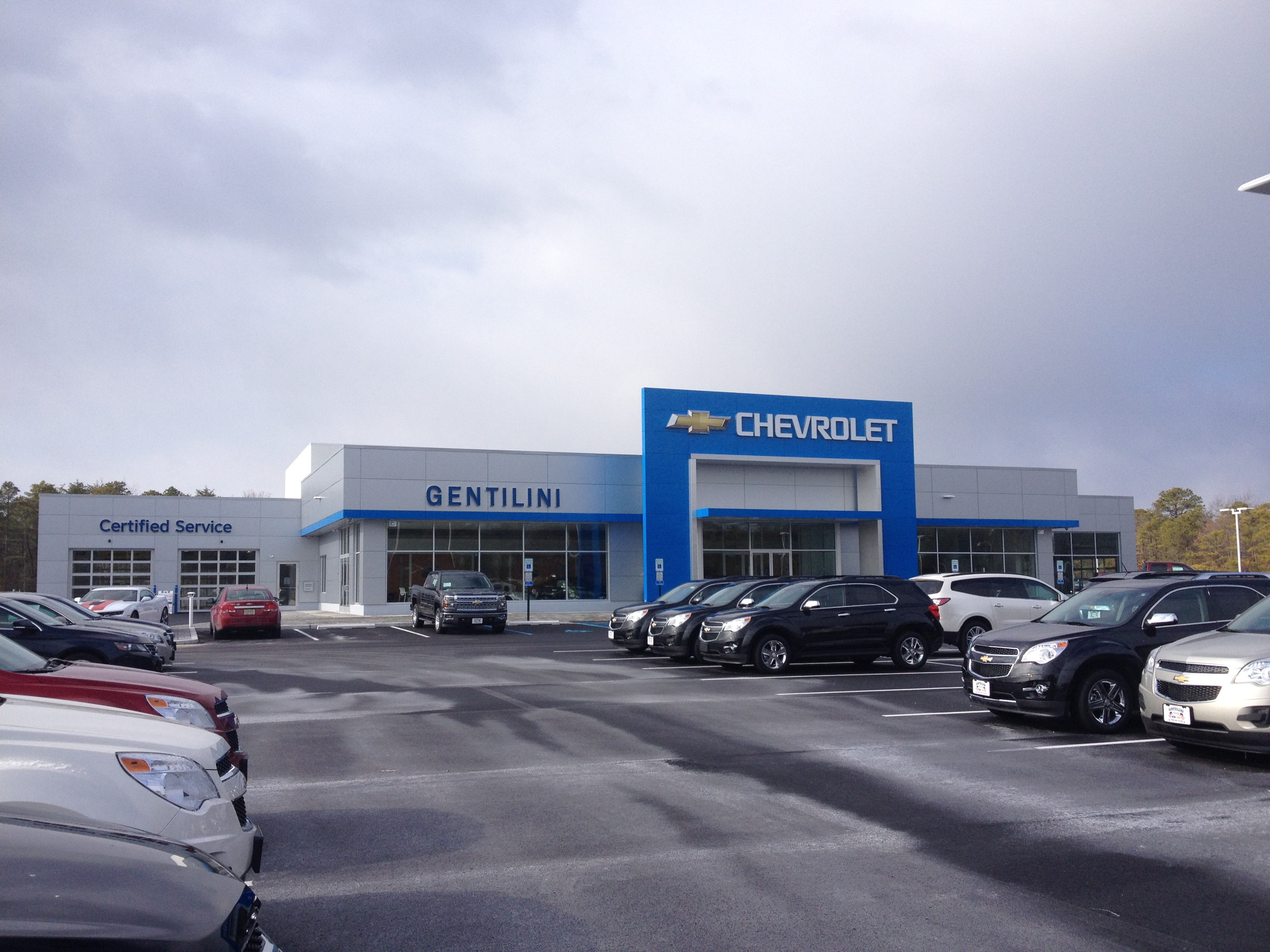 Gentilini Chevy Woodbine, NJ