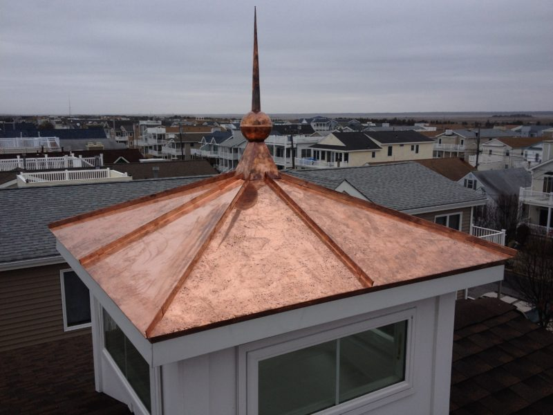 Ocean City, NJ custom cupola